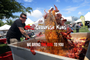 NOLA's Crawfish King